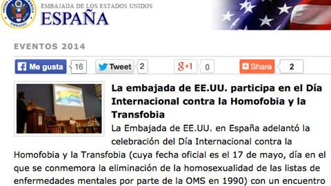 Evento LW en la Embajada EEUU