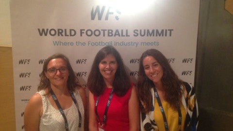 LESWORKING CON EL WOMEN'S FOOTBALL SUMMIT | 12.09.2017